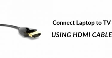 How to Connect PC to TV