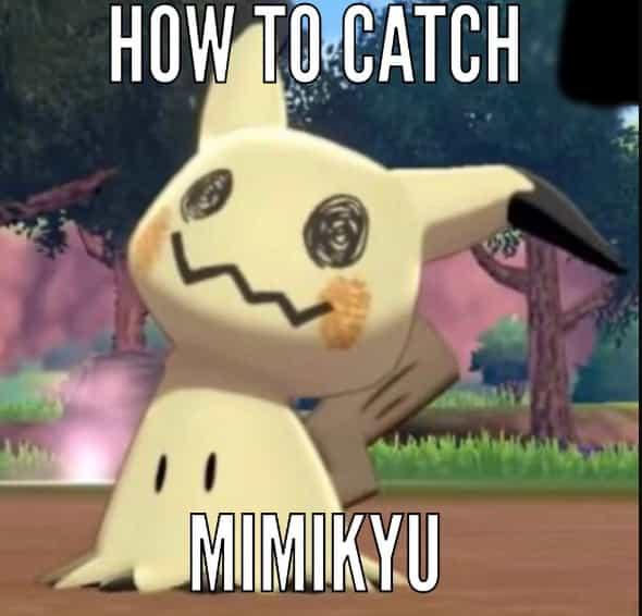 How To Catch Mimikyu
