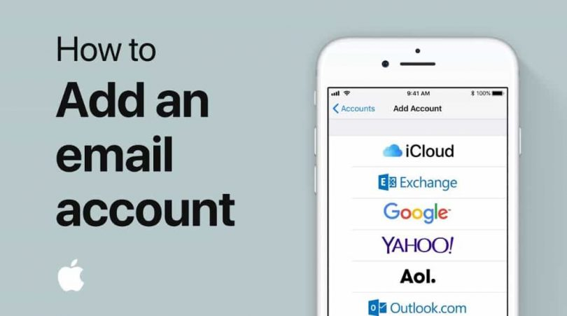 How To Add An Email Account To Iphone